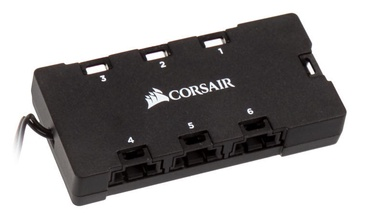 Corsair RGB LED Hub Black