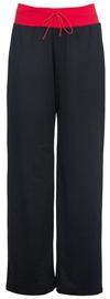 Bars Womens Pants Black/Red 117 S