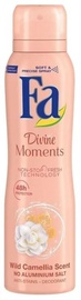 Дезодорант для женщин Fa Divine Moments 48h, 150 мл