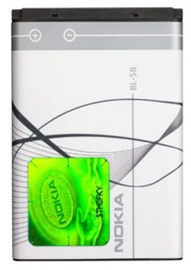 Nokia BL-5B Original Battery 860mAh