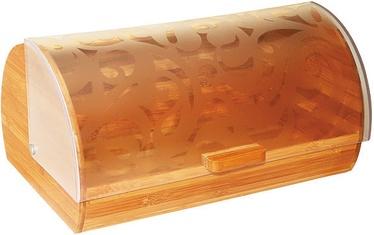 Maestro Bread Box 38x22.5x17.5cm Brown