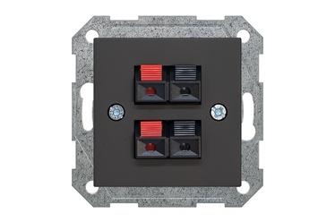 Розетка Liregus Retro IGL-4-01.R/ON59, черный