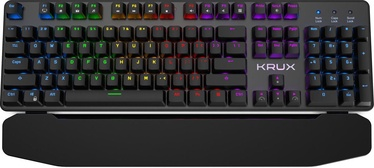 Krux Meteor RGB Mechanical Gaming Keyboard EN Brown