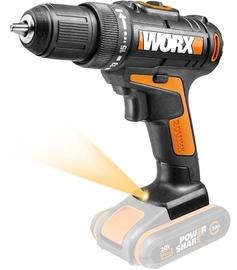 Akumulatora skrūvgriezējs - urbis Worx WX101.9