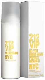 Carolina Herrera 212 VIP 150ml Deodorant