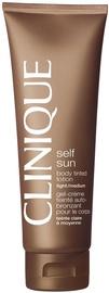 Clinique Self Sun Body Tinted Lotion 125ml