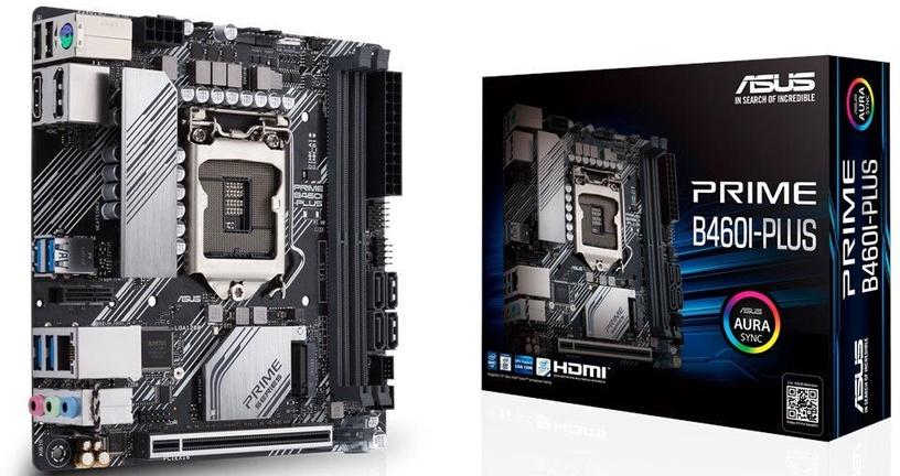 Mātesplate Prime B460I-PLUS