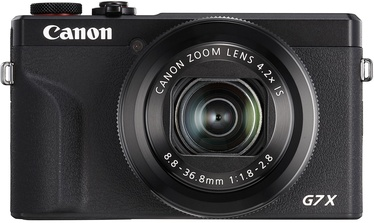 Цифровой фотоаппарат Canon PowerShot G7 X Mark III Black