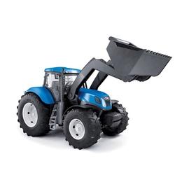 Тяжелая техника Adriatic Tractor THNL683, синий/серый