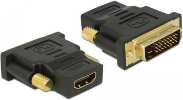 Delock 65466 DVI-D To HDMI Adapter Black