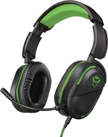 Austiņas Trust GXT 422 Legion Gaming Black/Green