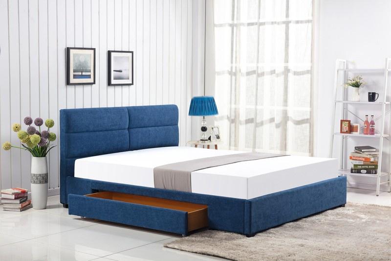 Gulta Halmar Merida Blue, 160 x 200 cm
