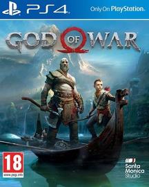 PlayStation 4 (PS4) spēle God Of War PS4
