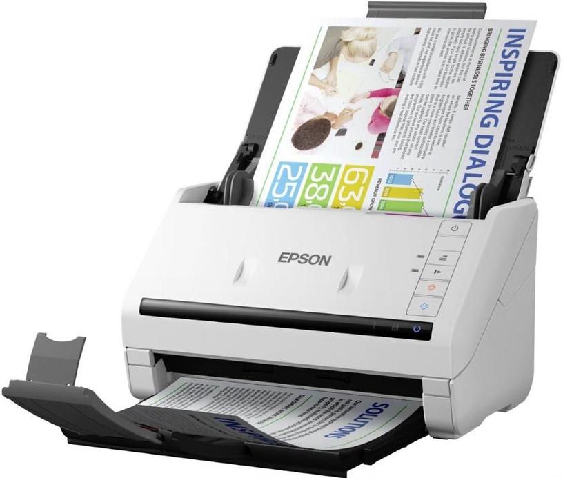 Сканер Epson WorkForce DS-530N