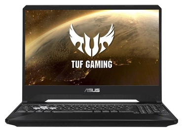 """Klēpjdators Asus TUF Gaming FX505DT-BQ613T AMD Ryzen 7, 8GB/512GB, 15.6"""""""