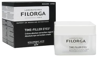 Крем для глаз Filorga Time Filler Eyes Absolute Correction Cream, 15 мл