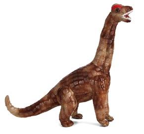 Mīkstā rotaļlieta Living Nature Dinosaur, 25 cm