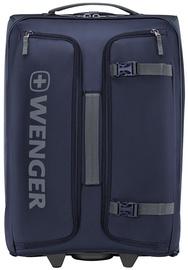 Чемодан Wenger XC Tryal, синий, 52 л, 380x230x540 мм