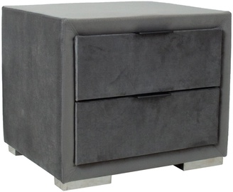 Home4you Levanter Night Stand Grey