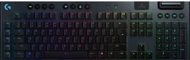 Игровая клавиатура Logitech G915 EN/RU, беспроводная