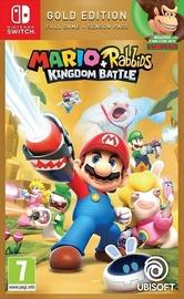 Игра Nintendo Switch Mario + Rabbids Kingdom Battle Gold Edition SWITCH