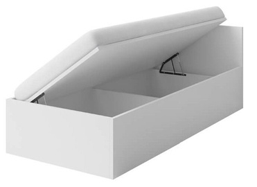 Детская кровать Idzczak Meble Smyk I 46 White, 206x93.5 см