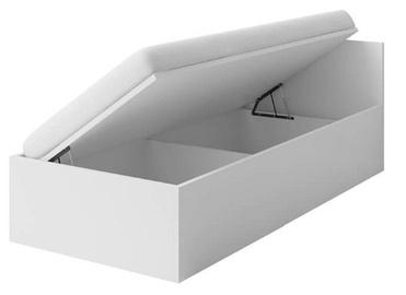 Bērnu gulta Idzczak Meble Smyk I 46 White, 206x93.5 cm