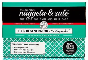 Nuggela & Sule Hair Regenerator Ampoules 10x10ml