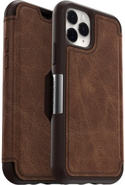 Otterbox Strada Series Book Case For Apple iPhone 11 Pro Brown