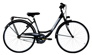 Masciaghi Olanda City Bike 26'' Black