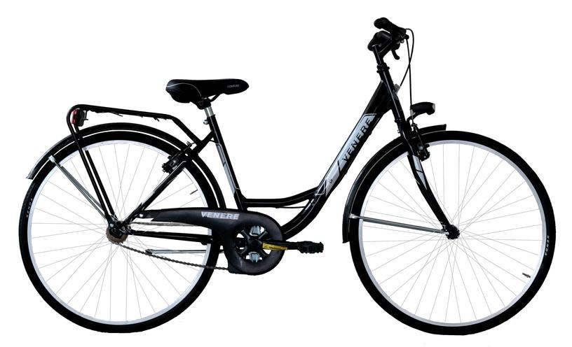 Masciaghi Olanda City Bike 26'' Black