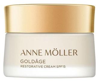 Sejas krēms Anne Möller Goldage Restorative Cream SPF15, 50 ml