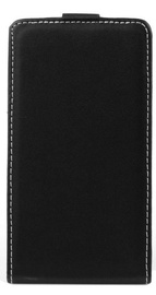 Mocco Kabura Rubber Vertical Case For Samsung Galaxy J4 Plus J415 Black