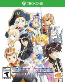 Tales Of Vesperia Definitive Edition Xbox One
