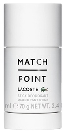 Lacoste Match Point Deodorant Stick 75ml