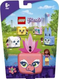 Konstruktors LEGO Friends Olīvijas flaminga kubs 41662