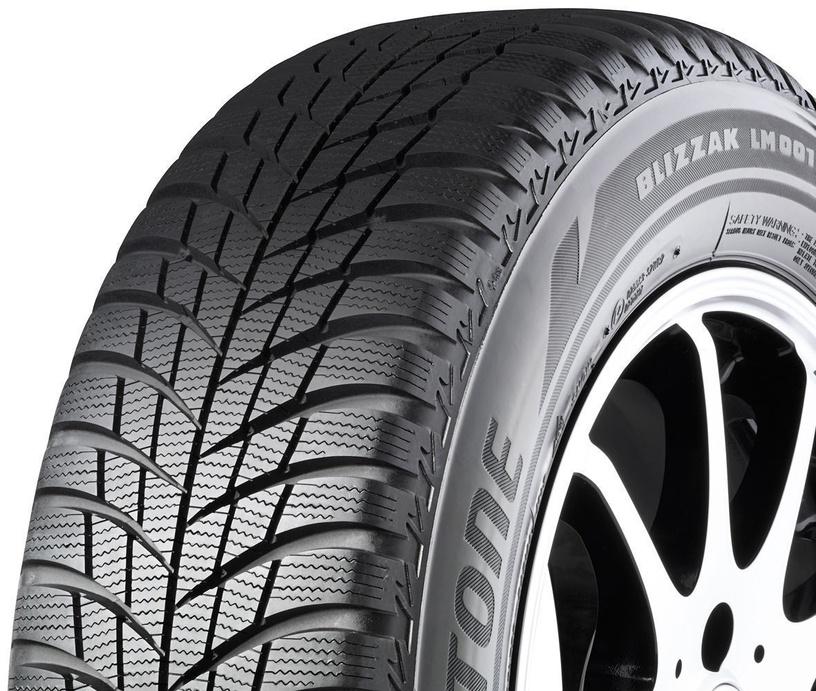 Зимняя шина Bridgestone Blizzak LM001, 235/45 Р20 96 H C B 71