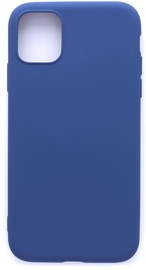 Evelatus Soft Silicone Back Case For Apple iPhone 11 Dark Blue
