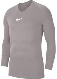 Nike Men's Shirt M Dry Park First Layer JSY LS AV2609 057 Gray M