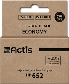 Actis Cartridge KH-652BKR For HP 15ml Black