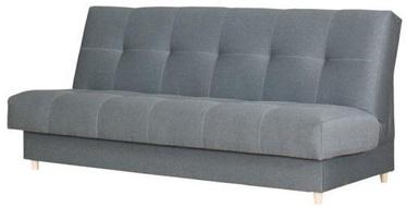 Диван-кровать Bodzio Kortina S3 Grey, 197 x 90 x 92 см
