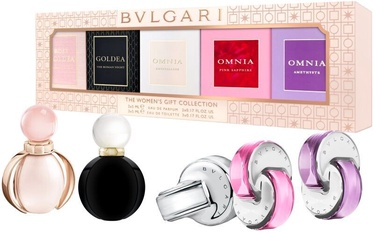 Sieviešu smaržu komplekts Bvlgari The Womens Gift Collection 25 ml