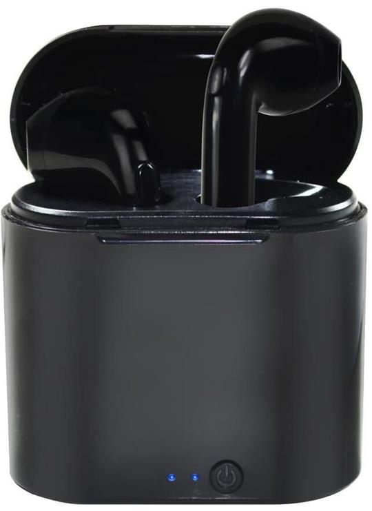 Austiņas Vakoss SK-830BK Black, bezvadu