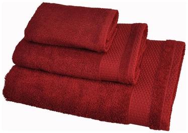 Полотенце Ardenza Madison Terry, красный, 140 см x 70 см, 3 шт.