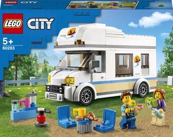Конструктор LEGO City Отпуск в доме на колёсах 60283, 190 шт.