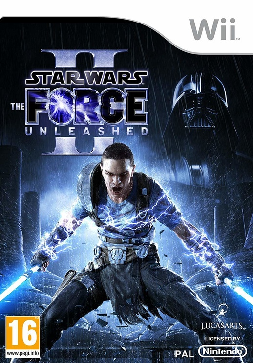 Star Wars: The Force Unleashed II Wii