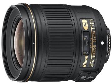 Объектив Nikon AF-S Nikkor 28/1.8 G