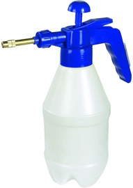 SeeSa Plastic Hand Pressure Hand Pump Manual Sprayer Blue 2l