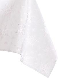Galdauts AmeliaHome White Christmas, sudraba, 1800 mm x 1300 mm