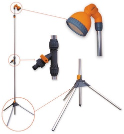 Bradas Gold Line Garden Shower On Tripod 1.8-2.45m